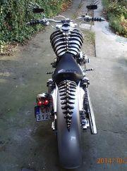Motocykl Szkieletor